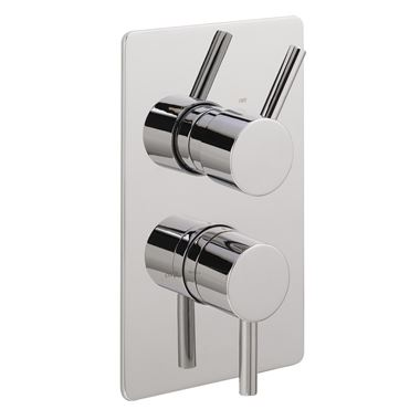 Sagittarius Ergo Concealed Thermostatic Shower with 2 Way Divertor