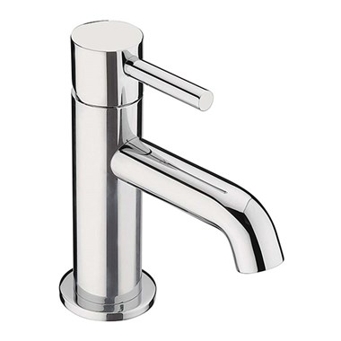 Sagittarius Ergo Mini Basin Mixer with Clicker Waste