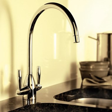 Tre Mercati Enzo Mono Sink Mixer - Chrome