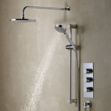 Roper Rhodes Shower System 22