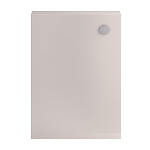 Apollo Compact 600mm Back to Wall Toilet Unit - Cashmere