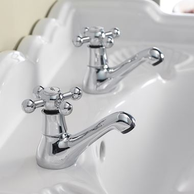 Sagittarius Fantasy Pair of Basin Taps