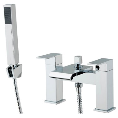 Vellamo Angel Waterfall Bath Shower Mixer