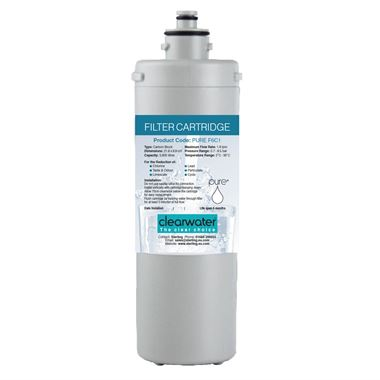 Clearwater Replacement Filter Cartridge for Maestro Instant Hot Water Taps