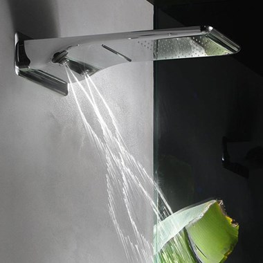 Crosswater Svelte Multifunction Showerhead
