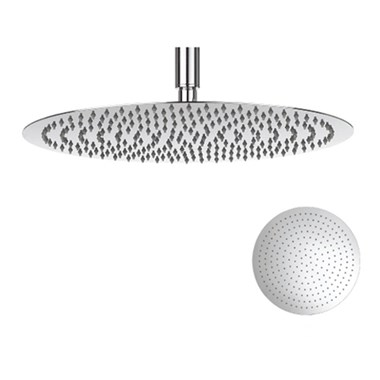Crosswater Central 400mm Diameter Showerhead