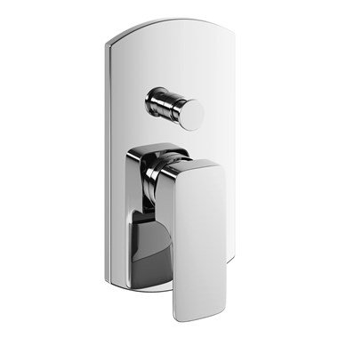 Vellamo Panache Manual Concealed Valve with Diverter