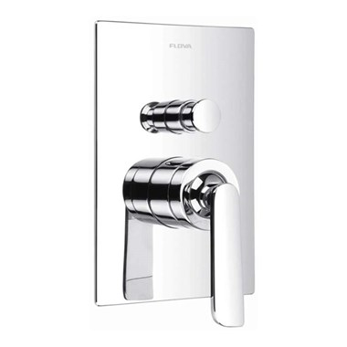 Flova Cascade Concealed Manual Shower Valve with 2-Way Diverter