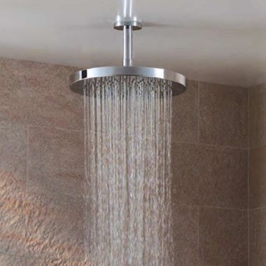 Flova Design 250mm Abs Round Rainshower Head