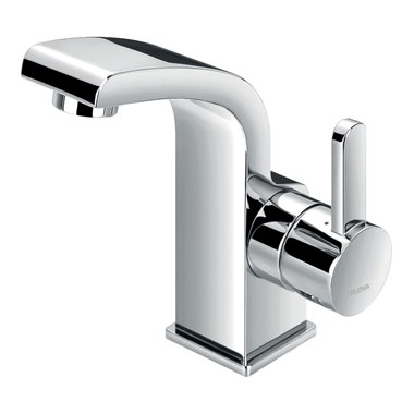 Flova Essence Cloakroom Basin Mixer & Clicker Waste Set
