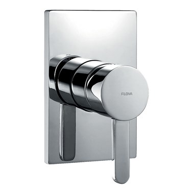 Flova Essence Concealed Manual Shower Valve - 2 Outlet