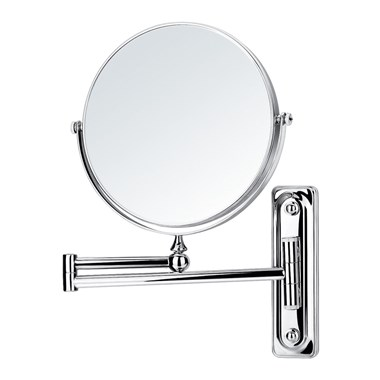 Flova Floral Adjustable Shaving Mirror