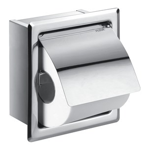 Flova Gloria Single Concealed Toilet Roll Holder