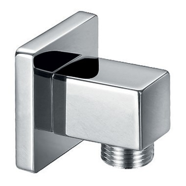 Flova STR8 Wall Outlet Elbow