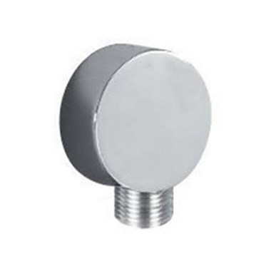 Flova Annecy Round Wall Outlet Elbow