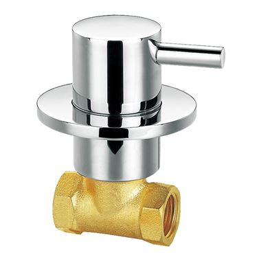 "Flova Levo Concealed Hot Shut Off Valve (1/2"")"