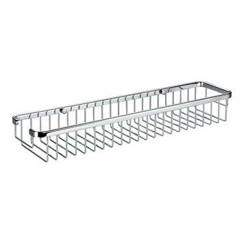 Flova Rack Solid Brass Single Rack (460mm Width)