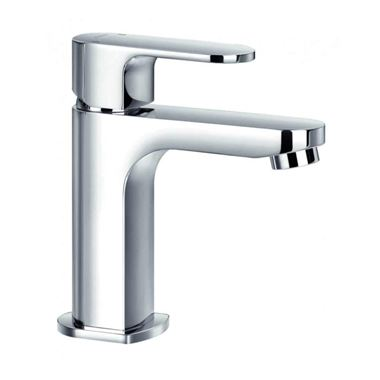 Flova Smart Mono Basin Mixer with Clicker Waste
