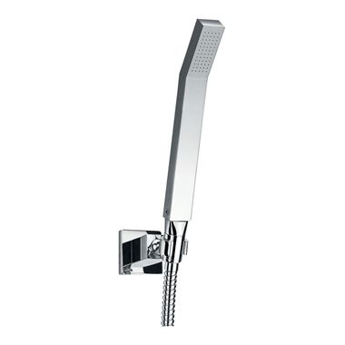 Flova STR8 Mini Hand Shower Set With Wall Bracket, Hose & Handset