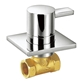 Flova STR8 Concealed Hot Shut Off Valve (1/2