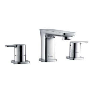 Flova Urban 3 Hole Bath Mixer