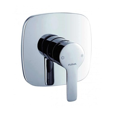 Flova Urban Single Outlet Concealed Manual Mixer with Non-Return Valves