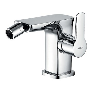 Flova Urban Bidet Mixer & Clicker Waste Set
