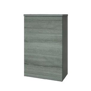 Drench Gregory 505mm WC Unit - Grey Ash