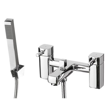 Vellamo Quadro Bath Shower Mixer