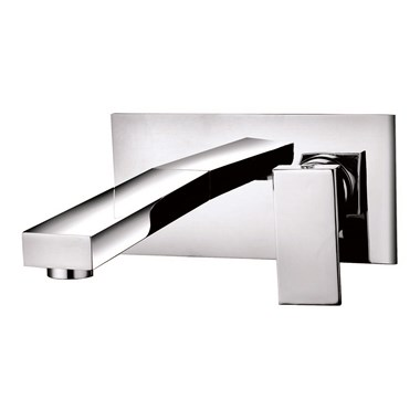 Vellamo Forte Wall Mounted Basin Mixer