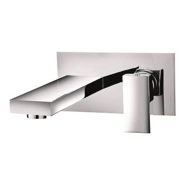 Vellamo Forte Wall Mounted Bath Filler