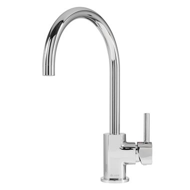 Caple Fresno Single Lever Mono Kitchen Mixer - Chrome
