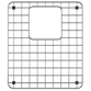 Reginox Bottom Plate for Quadra 100 Granite Composite Kitchen Sinks