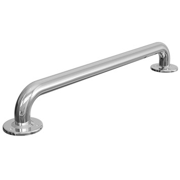 Chrome 600mm Grab Rail