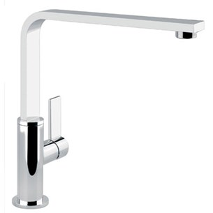 Gessi X-Sense Single Lever Mono Kitchen Mixer Tap