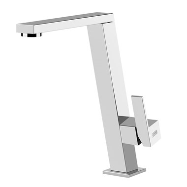 Gessi Incline Single Lever Mono Kitchen Mixer With Swivel Spout