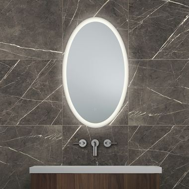 Bathroom Origins Grand Central Backlit LED Mirror