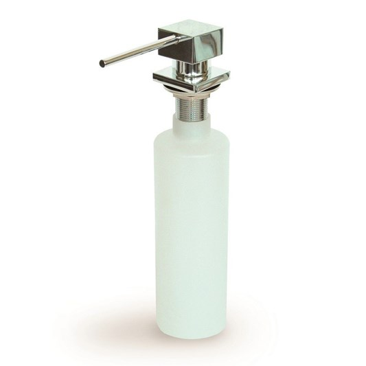 Reginox Soap Dispenser for Quadra Kitchen Sinks - Square Top