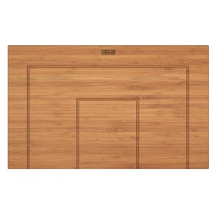 Reginox Wooden Chopping Board for Sirex and Smart Kitchen Sinks