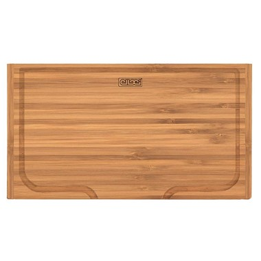 Reginox Wooden Chopping Board for Quadra 105 Kitchen Sinks