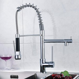 Pull Out Kitchen Taps Spray Handheld Rinse Tap Warehouse