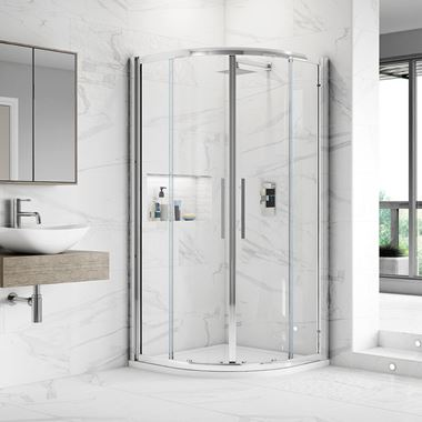 Harbour Alchemy 8mm Easy Clean Quadrant Shower Enclosure