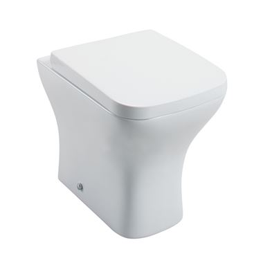 Harbour Alchemy Back to Wall Toilet & Soft Close Seat