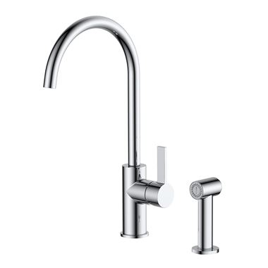 Harbour Alchemy Kitchen Mixer Tap & Pull Out Spray