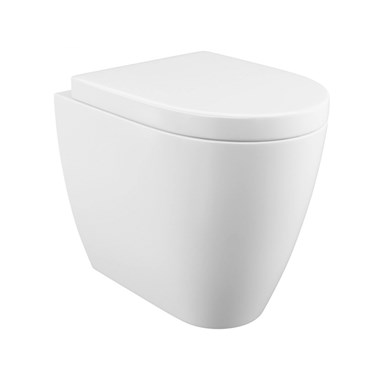 Harbour Clarity Wall Hung Toilet & Soft Close Seat