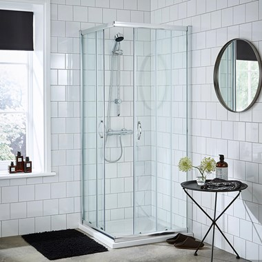 Harbour i5 5mm Corner Entry Shower Enclosure