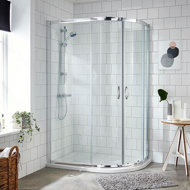 Harbour i5 5mm Offset Quadrant Shower Enclosure