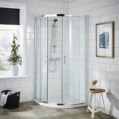 Harbour i5 5mm Quadrant Shower Enclosure