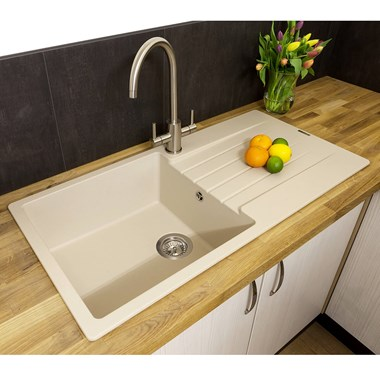 Composite & Granite Kitchen Sinks | Tap Warehouse