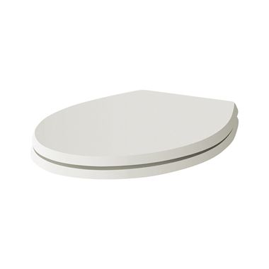 Butler & Rose Soft Close Toilet Seat - Almond White